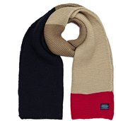 Joules Annis Oversized Knitted Scarf