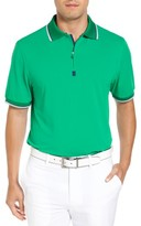 Bobby Jones Men's Xh20 Solid Stretch Golf Polo