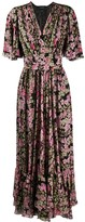 Giambattista Valli floral-print dress