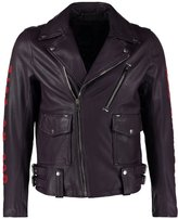 Diesel Lbeckemb Jacket Leather Jacket 63f