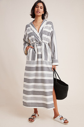 Mara Hoffman Diega Cover-Up Maxi Dress By in Assorted Size S