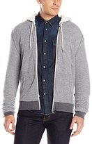 Threads 4 Thought Men's Flex Thermal Sherpa Lined Zip Hoodie
