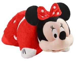 Pillow Pets Disney Rockin The Dots Minnie Mouse Stuffed Animal Plush Toy