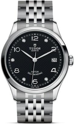 Tudor 1926 Stainless Steel and Diamond Watch 36mm