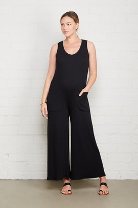 Maternity Rib Remy Jumpsuit