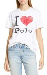 Polo Ralph Lauren Love Polo Cotton Tee