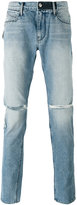 RtA denim distressed jeans
