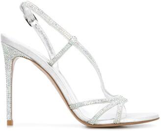 Le Silla Eclissi embellished sandals