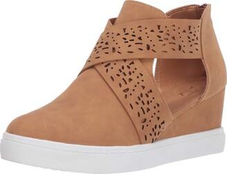 Yoki Womens DEMIAN-48 Sneaker