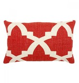 Mela Artisans Bali In Coral Decorative Pillow, Small