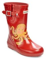 Hunter Toddler's & Kid's Printed Boots