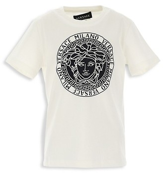 Versace Little Boy's & Boy's Logo T-Shirt