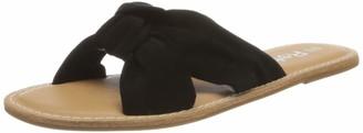Refresh Women's 69687.0 Open Toe Sandals Black (Negro Negro) 3 UK