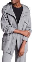 Norma Kamali Knit Cargo Jacket