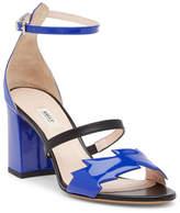 Bally Fanette Block Heel Sandal
