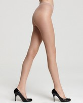 Hue Toeless Tights - with Lace Panty #U6010N