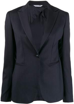 Tonello colour block blazer
