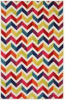 Mohawk Home Strata Mixed Chevrons Printed Rectangular Rugs