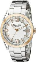 Kenneth Cole New York Men's KC9373 Classic Analog Display Japanese Quartz Watch