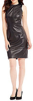 Antonio Melani Nina Leather Dress