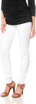 A Pea in the Pod Jeans Secret Fit Belly Skinny Leg Maternity Jeans