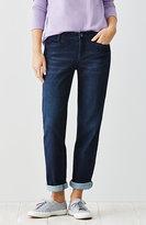 J. Jill Slim Boyfriend Jeans