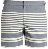 Orlebar Brown Bulldog Pyjama Stripe swim shorts