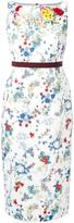 Antonio Marras floral print dress - women - Cotton/Polyamide/Polyurethane/Spandex/Elastane - 42