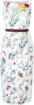 Antonio Marras floral print dress - women - Cotton/Polyurethane/Polyamide/Spandex/Elastane - 42