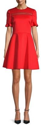Ted Baker Skater Mini A-Line Dress