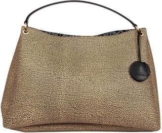 Borbonese Large Hobo Shoulder Bag