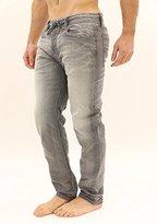 Diesel Men's Waykee Regular Straight-Leg Jogg Jean 0830Q
