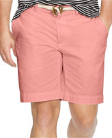 Polo Ralph Lauren Men's Classic-Fit Flat-Front Chino Shorts