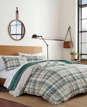 Eddie Bauer Timbers Plaid Comforter Set, Twin