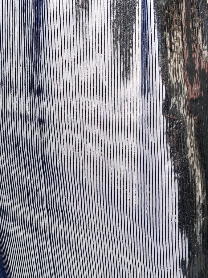 Thumbnail for your product : Marco De Vincenzo Ruffled Trim Midi Dress