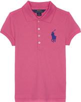 Ralph Lauren Cotton polo shirt 2-6 years