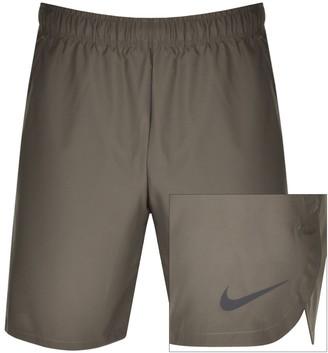 Nike Training Flex Woven Training Shorts Green