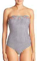 OndadeMar Miranda Ciranda Bandeau One-Piece Swimsuit