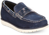 Kenneth Cole Reaction Boys' or Little Boys' Flexy Penny Loafers