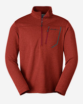 Eddie Bauer Men's High Route Fleece Pullover