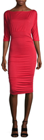Rachel Pally Faraday Boatneck Sheath Dress