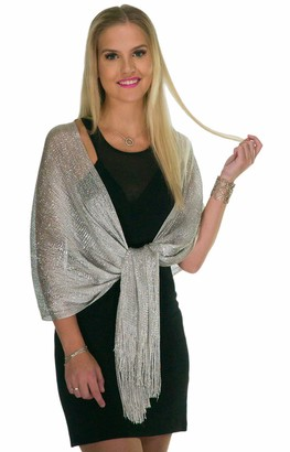 Petal Rose Shawls and Wraps for Evening Dresses