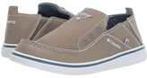 Columbia Kids Bahamatm PFG (Toddler/Little Kid/Big Kid) (Pebble/White) Boys Shoes