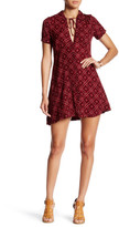 Free People Melody Easy Printed Dress