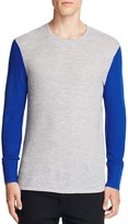 Rag & Bone Garrett Color Block Merino Wool Sweater - 100% Exclusive