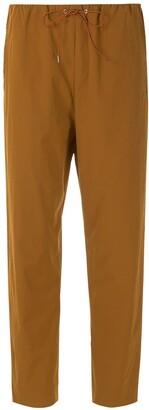 Egrey Elo straight trousers