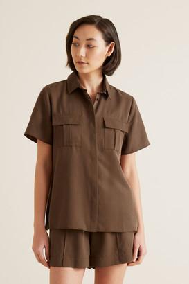 Seed Heritage Safari Short Sleeve Shirt