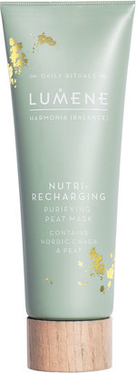 Lumene Nordic Rituals [Harmonia] Nutri-Recharging Purifying Peat Mask 75Ml