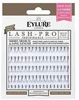 Eylure Lash Pro Individuals Multipack Knot Free (Pack of 6)