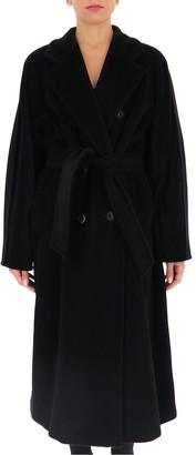Max Mara Madame Long-Line Coat
